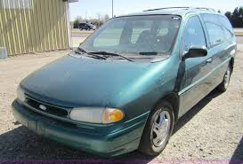 minivan ford 1996 ford windstar gl mini van item 2968 sold march 9 m