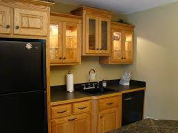 how to modernize honey oak cabinets refinish or replace murphy bros