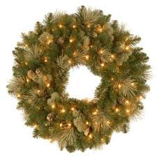 buy pre decorated wreaths from bed bath beyond