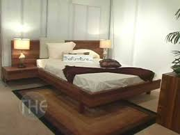Designer Bedroom Set Modern Designer Bedroom Set With Platform Bed From Gap