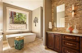 relaxing bathroom decorating ideas transitional bathroom by garrison hullinger