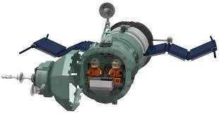 lego ideas soyuz spacecraft and rocket