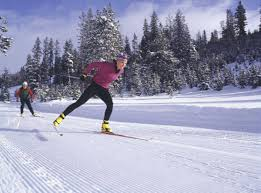 the jaw dropping benefits of cross country skiing the globe and mail