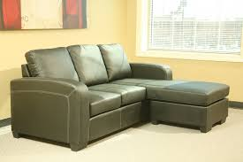 decoration small sectional sofa leather with sectional couch