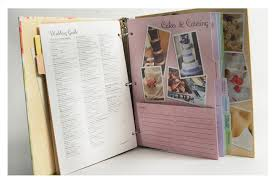 bridal planning book wedding planning binder categories kurtz is the well