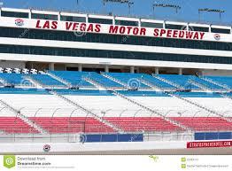 Las Vegas Motor Speedway Map by Las Vegas Speedway Grandstand Editorial Photography Image 23303747
