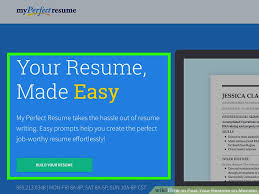 Upload My Resume In Naukri Com How To Post Your Resume On Monster 15 Steps With Pictures