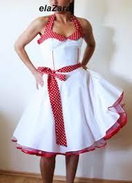 1950s u0027cecilia u0027 pin up wedding dress with sweetheart neckline and