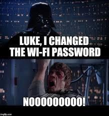 Meme Star Wars - star wars no meme imgflip