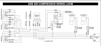 arb locker wiring diagram diagram wiring diagrams for diy car