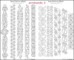 celtic arm bands images ideas