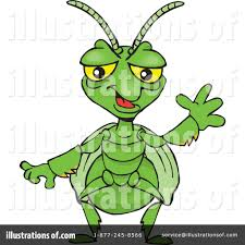 praying mantis clipart 1278604 illustration by dennis