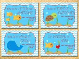 fish valentines s day cards owen sally designs