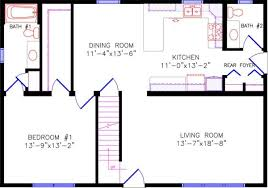 cape cod floor plans with cape cod