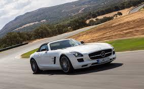 2013 mercedes benz sls amg gt first drive motor trend