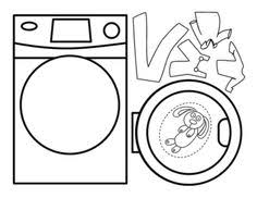 Washing Machine Coloring Page - mo willems pigeon coloring page library ideas pinterest mo