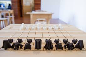 Ancient Chess Set A Chess Set That Could Teach Aliens How To Play Offworld
