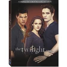 the twilight saga complete 5 movie collection walmart com