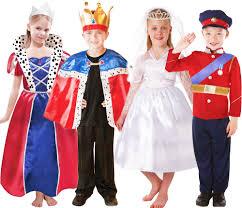 costumes for kids royal kids fancy dress book week fairytale boys