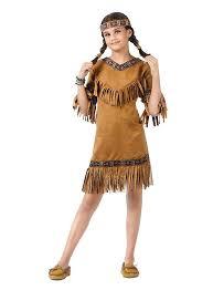 kids costume american indian girl kids costume maskworld