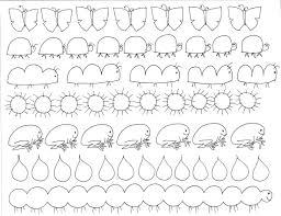 pattern math worksheets preschool kindergarten math worksheets patterns 4th grade spaceship koogra