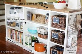 ikea hack kitchen island this kitchen island is an ikea hack can you guess how the owner