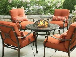 Balcony Furniture Set by Costco Fire Table Paramount Rectangle Outdoor Propane Firepit