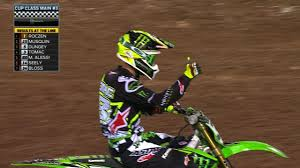 monster energy motocross helmet monster energy cup eli tomac wins overall 100k 2016 youtube