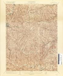 Pennsylvania Road Map by