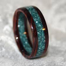 wooden wedding rings grasp your inner go green consciousness with wooden wedding rings