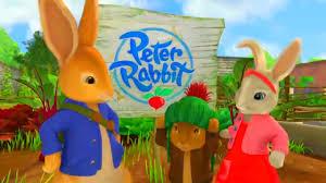 mr mcgregor s garden rabbit cbeebies rabbit the fields the woods the forest mr