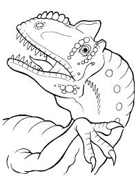 dinosaur 4 coloringcolor com