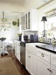 narrow galley kitchen design ideas kitchen floors keralis small and curtain inside builders basement