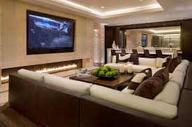 small media room ideas basement remodel remodeling inspiration