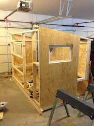 Ice Castle Fish House Floor Plans by Ice Shanty Project 2014 Ice Fishing Shanty Pinterest Ice