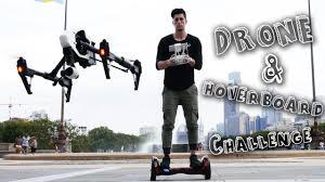 Challenge Bfvsgf Drone Hoverboard Challenge