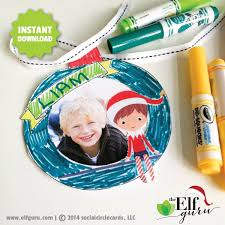 elf ornament craft christmas diy ornament christmas craft