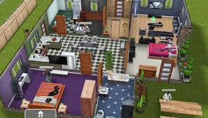 Sims Freeplay House Floor Plans Emejing Sims Freeplay Designer Home Contemporary Decorating
