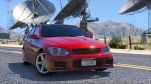 lexus is300 2013 lexus is300 tuning gta5 mods com
