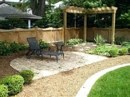 Affordable Backyard Landscaping Ideas Backyard Garden Ideas On A Budget Cheap Backyard Ideas Decorate