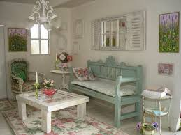 French Country Livingroom Shabby Chic Furniture The Comfort Sofa Design Ideas White French