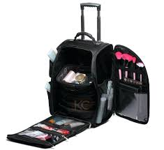 makeup luggage with lights makeup suitcase makeup trolley with lights australia makeup trolley