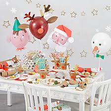 christmas party decorations u0026 decor the land of nod