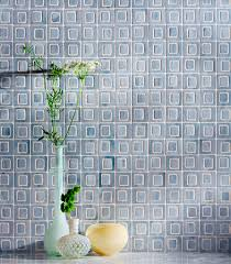 stone texture iridescent tile backsplash oceanside glass tile