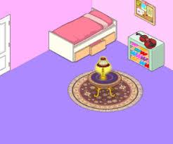 jeux de chambre à décorer jeux de décoration