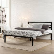 simple and beauty on queen size metal bed frame neubertweb com