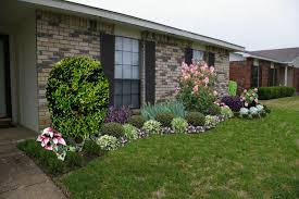 front yard flower bed landscaping ideas avivancos com