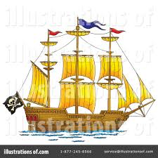 wreck clipart pirate ship pencil and in color wreck clipart