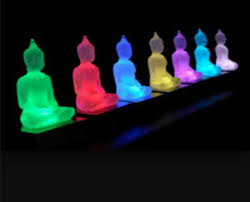 Neon Lights Home Decor Home Accessory Buddha Colorful Colorful Home Decor Neon Light