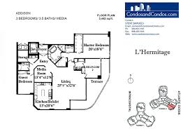 l hermitage ii condos for sale fort lauderdale beach